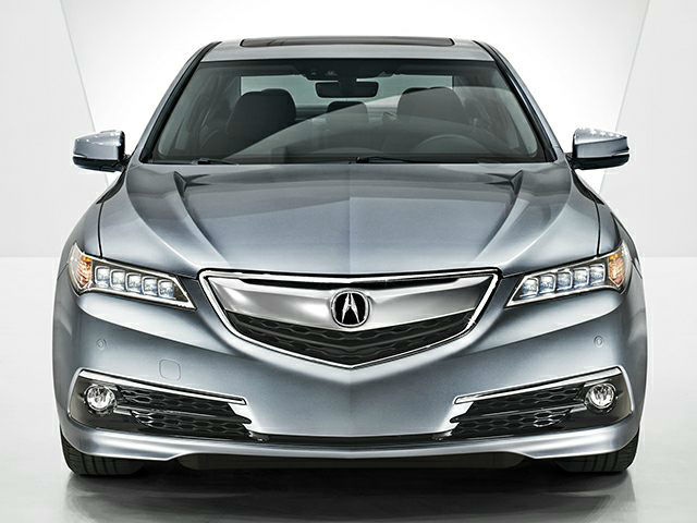 2016 Acura TLX V6 Advance V6 AWD Sedan Facelift