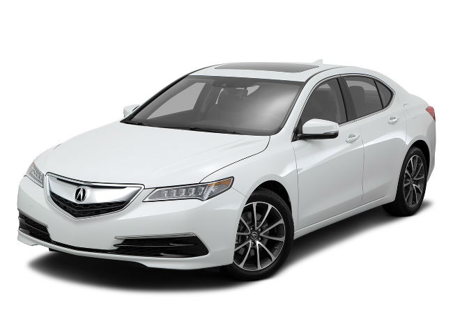 2016 Acura TLX V6 Advance V6
