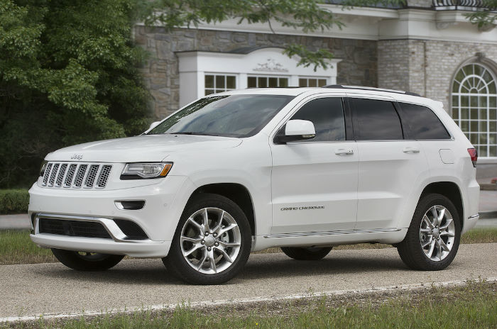 Jeep Grand Cherokee White 2017 >> 2018 Jeep Grand Cherokee White | TOPISMAG.COM