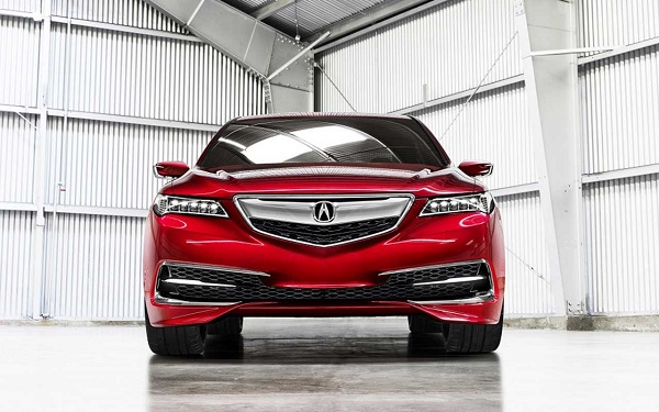2018 Acura TLX Type S Facelit
