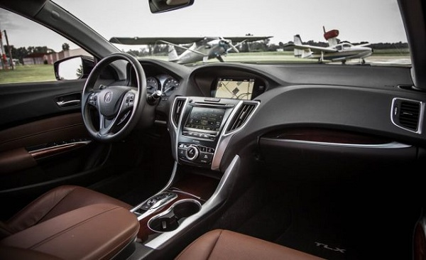 2018 Acura TLX Type S Interior