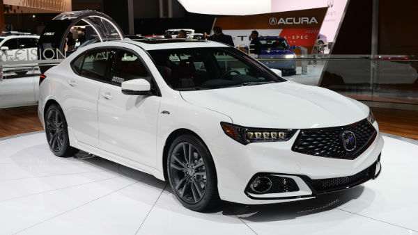 Acura TLX 2018 Model