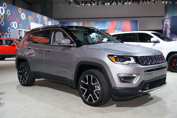 2018 Jeep Compass Model