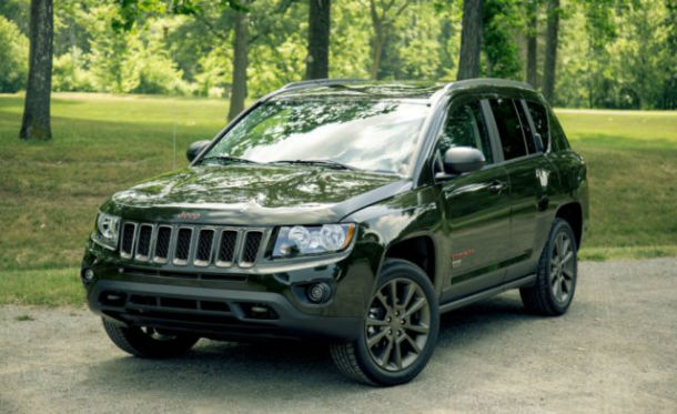 2018 Jeep Compass Patriot Replacement