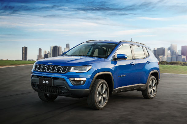 2018 Jeep Compass Replacement