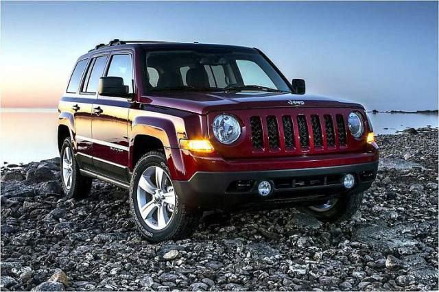 2018 Jeep Patriot Sport