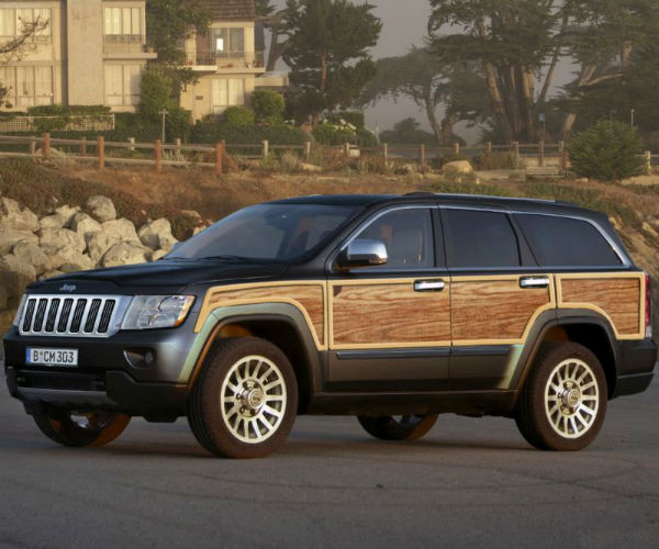 2018 Jeep Wagoneer Woody