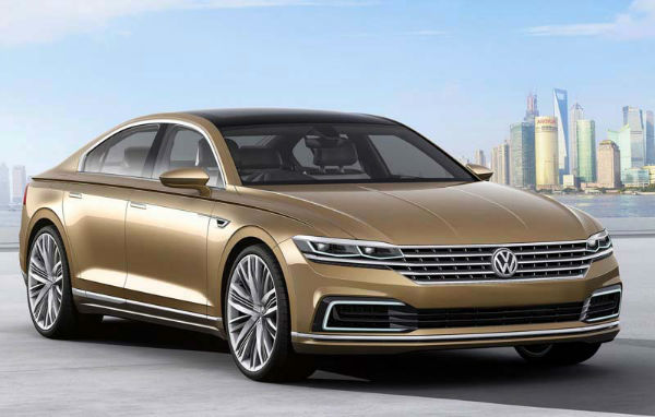 2018 VW CC Redesign