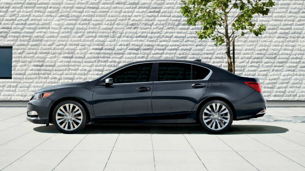 Acura RLX 2018 Pictures