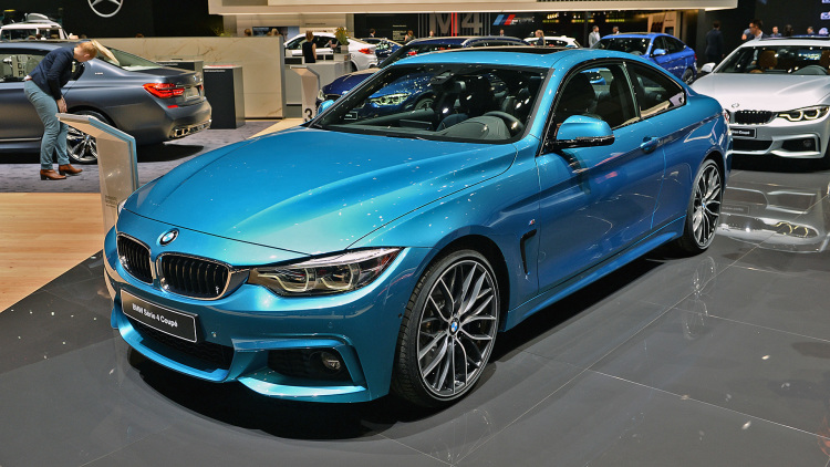 New BMW 4 Series 2018