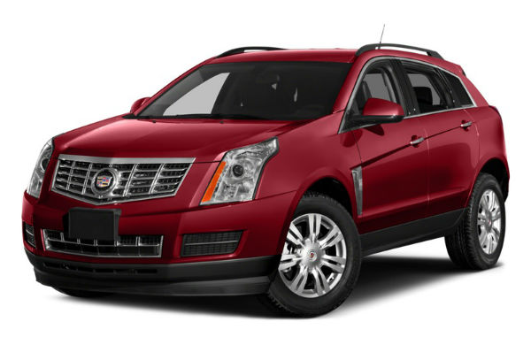 2018 Cadillac SRX Luxury Collection