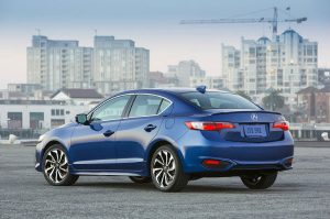 2018 Acura ILX Type S Redesign
