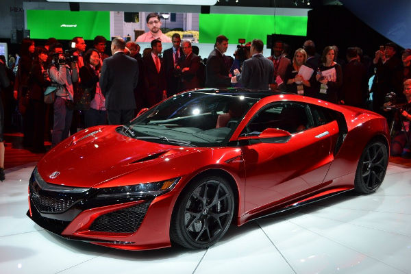 2018 Acura NSX MSRP