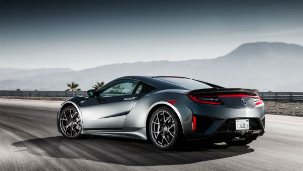 Acura NSX 2018 Wallpaper