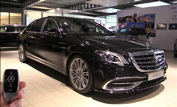 2018 Mercedes-Benz S Class Maybach