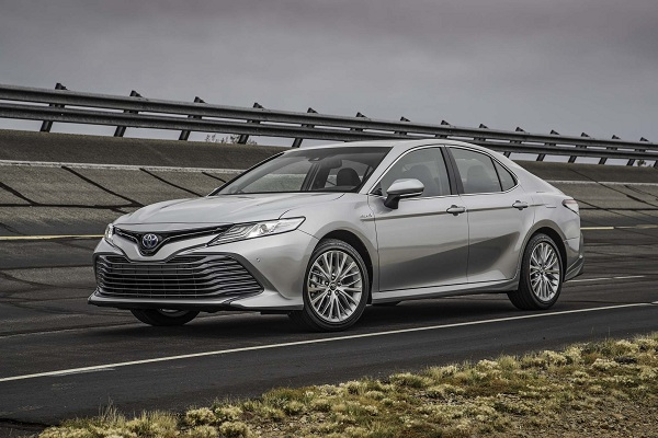 2018 Toyota Camry LE Model
