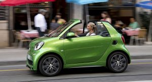 2018 smart Fortwo Convertible