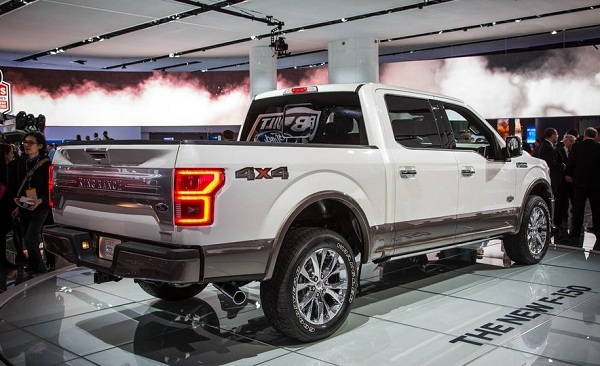 2018 Ford F150 Pictures