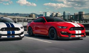 Ford Mustang 2018 GT
