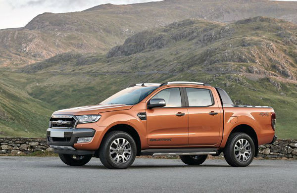 2018 Ford Ranger Canada