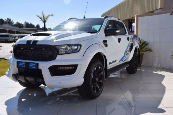 Ford Ranger 2018 4x4 Model