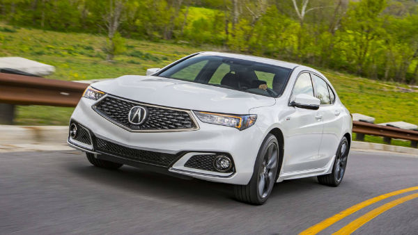 2019 Acura TLX Redesign
