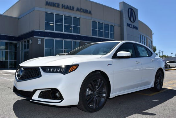 Acura TLX 2019 A-Spec