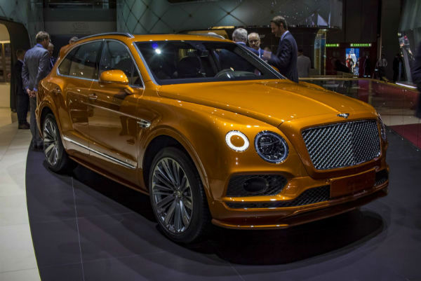 2020 Bentley Bentayga W12