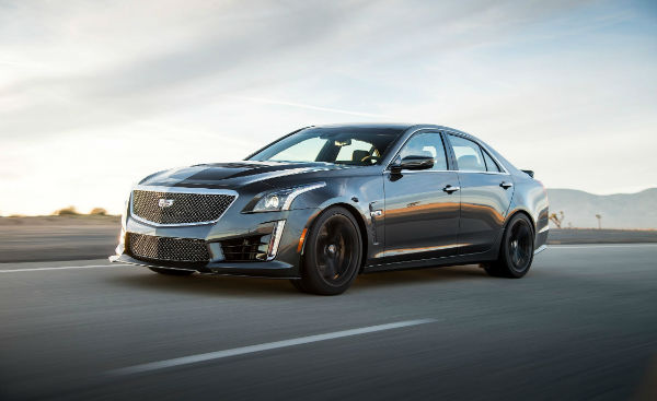 Cadillac CTS 2020 Coupe