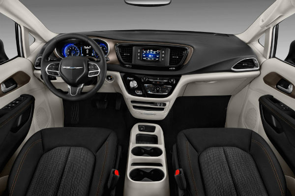 2020 Chrysler Town And Country Interior