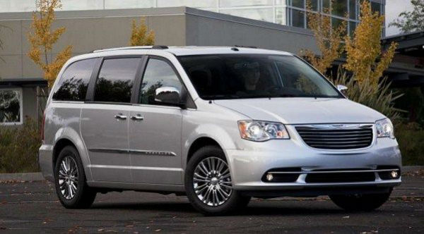 2020 Chrysler Town And Country Minivan