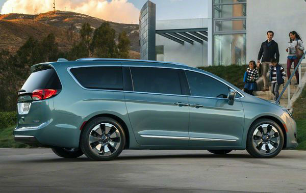 Chrysler Town And Country 2020