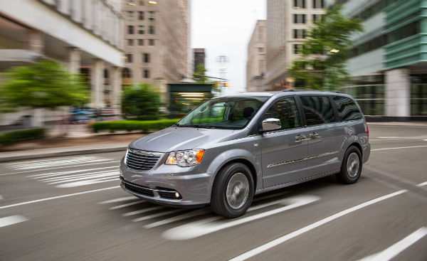 Chrysler Town And Country Touring 2020