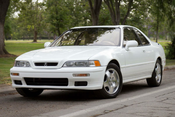 Acura Legend Coupe LS