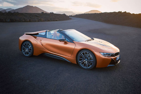 2021 BMW i8 Convertible